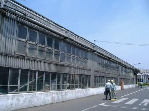 アベ製作所の施工